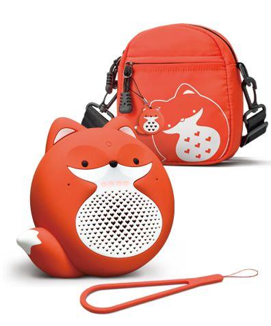 遠傳電信,小愛講,小狐狸,智慧音箱,親子市場