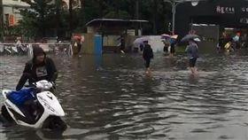 崑山科大,台南,豪雨,梅雨,淹水