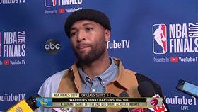 NBA/杜蘭特受質疑…表弟怒飆粗口 NBA,季後賽,金州勇士,Kevin Durant,受傷,DeMarcus Cousins 翻攝自推特