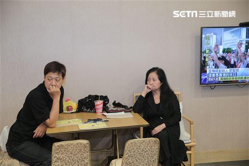 馬如龍靈堂照片。(圖/台北市攝影記者聯誼會提供)