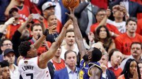 NBA/格林「這原因」恐缺席生死戰 NBA,季後賽,金州勇士,Draymond Green,火鍋,技術犯規 翻攝自推特