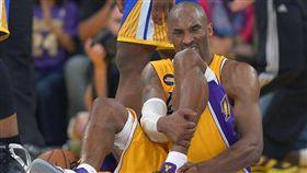 Kobe Bryant,阿基里斯腱。(圖/翻攝自推特)
