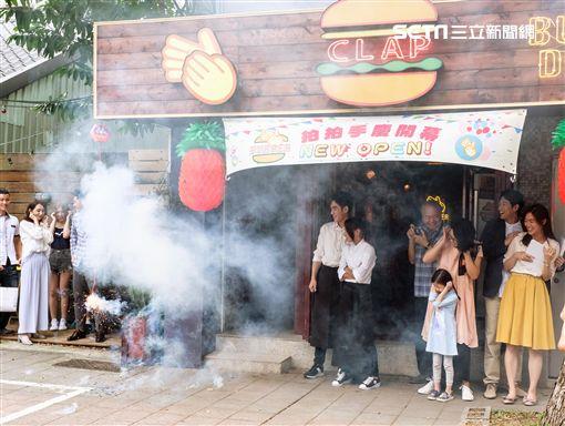 柯佳嬿、張書豪、吳岳擎、陳妤主演《如果愛,重來》 圖/歐銻銻娛樂提供