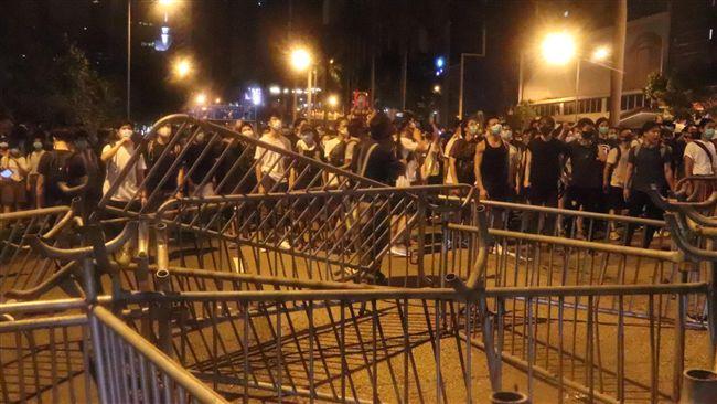罕見警示!香港逃犯條例修訂將二讀 美籲公民遠離示威區