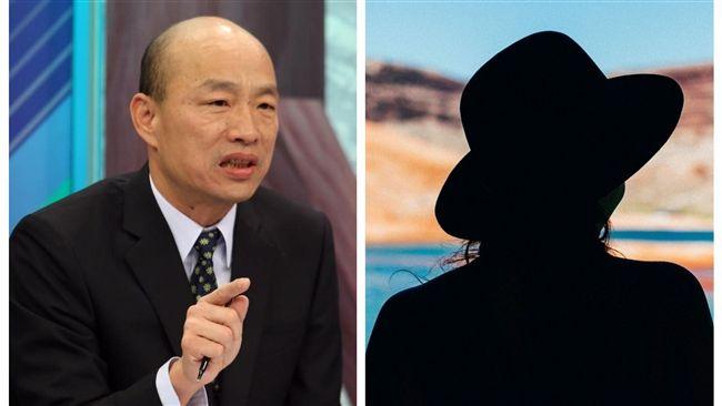 真的有王小姐!韓國瑜桃色當事人爆曾遭北檢搜索住處