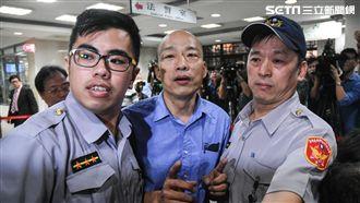 韓國瑜被控濫發北農8千4百萬不起訴