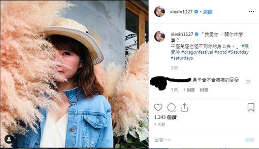 阿翔,謝忻/翻攝自臉書,IG