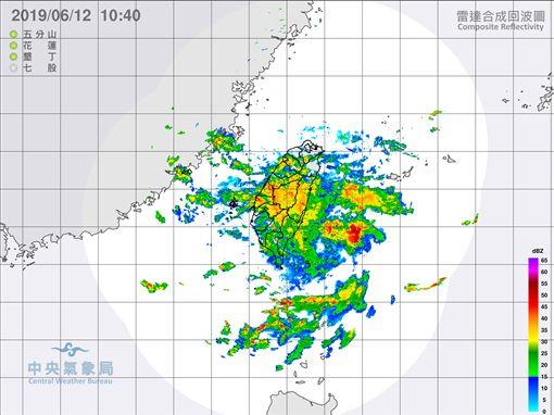 氣象局,梅雨,滯留鋒,鋒面,大雨,豪雨,/中央氣象局