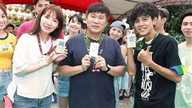 胡瓜、謝忻、阿翔《綜藝大集合》 圖/民視提供