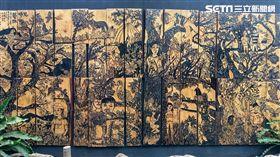 全聯善美的文化藝術基金會,趣•傳藝,木雕,宜蘭傳藝園區,臨水街,木作一條街