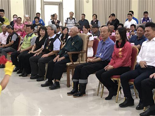 韓國瑜,北農,總經理,李佳芬,市長