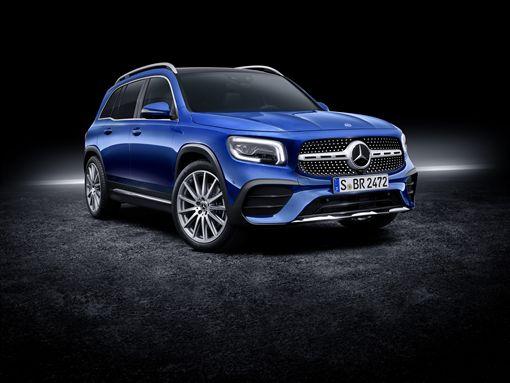 ▲Mercedes-Benz GLB(圖/翻攝網路)