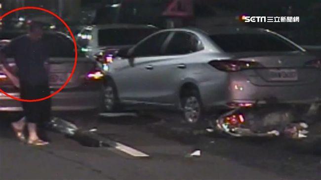 賓士超速 撞噴「救人少女」害命危…駕駛遭爆疑急刪證據!