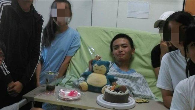 獨/內臟碎、身體破...遭酒駕撞輾 15歲少年瀕死復生