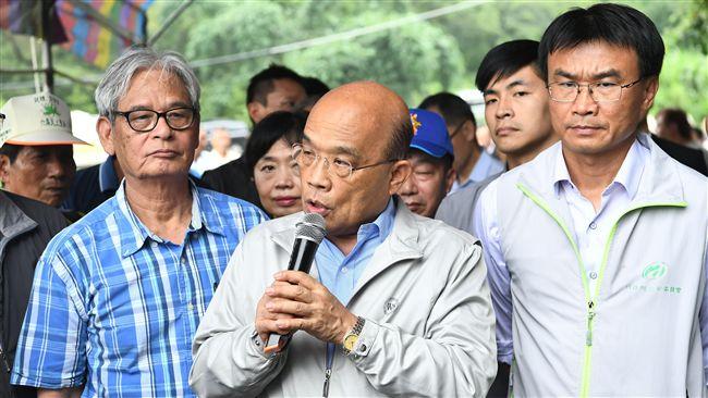蘇貞昌要求各部會加強防疫 若瀆職疏忽而釀災追究責任