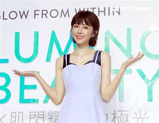 邵雨薇出專輯、演唱會、演電影星途一路順暢。(記者邱榮吉/攝影)