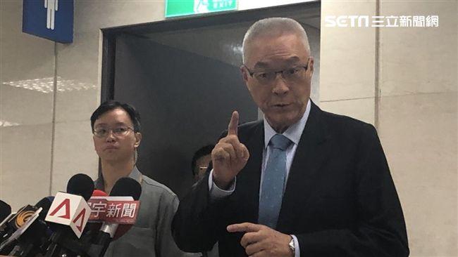 「反送中」第4日 國民黨首回應:相當關注香港自由人權