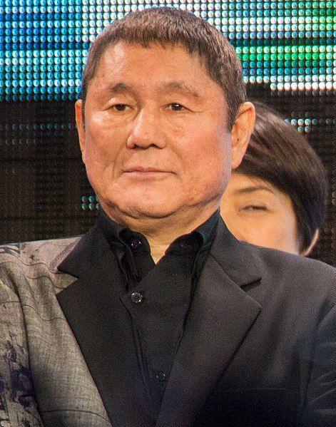 北野武(圖/翻攝自維基百科)