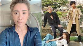 小禎,胡瓜,阿翔,謝忻。(圖/臉書)