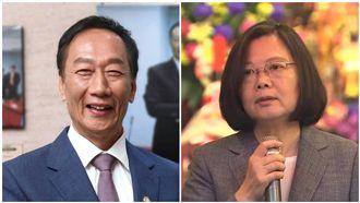 回應郭台銘 總統:多元布局對外關係