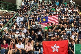 中正大學聲援香港反送中(1)