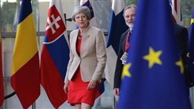 梅伊辭職前赴歐盟會議 遺憾無法脫歐英國首相梅伊28日赴布魯塞爾出席歐盟會議,對英國迄今無法脫離歐洲聯盟感到非常遺憾。中央社記者唐佩君布魯塞爾攝 108年5月29日