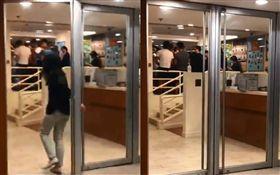 反送中,香港,警察,宿舍,學生,逮捕,香港大學學生會學苑即時新聞 圖/翻攝自臉書香港大學學生會學苑即時新聞