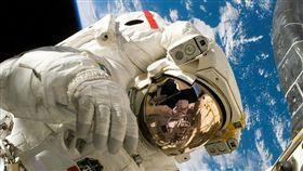 太空人。(圖/Pixabay)