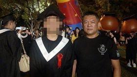 台南,殺警,臉書,兒子畢業,劉三榮