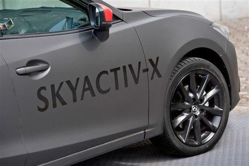 ▲Mazda Skyactiv-X(圖/翻攝網路)
