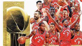 NBA,總冠軍,金盃,總決賽,暴龍