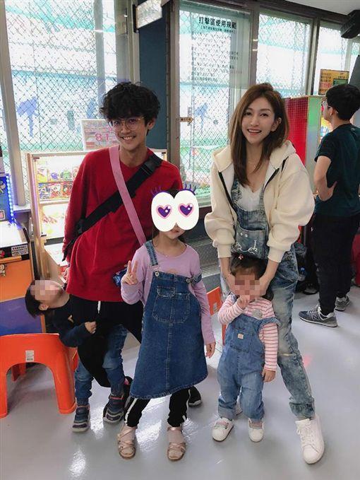 阿翔、GRACE、謝忻/FB