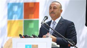 土耳其外交部長,卡夫索格魯(Mevlut Cavusoglu)(翻攝自推特)