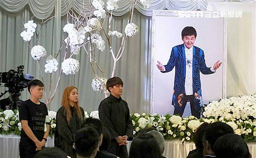 賀一航告別式/記者邱榮吉攝影