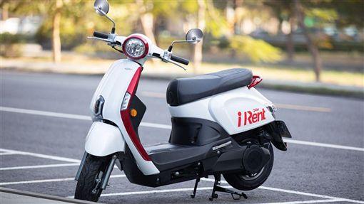 ▲iRent電動機車優惠前10分鐘只要1元。(圖/iRent提供)