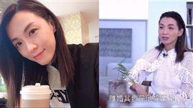 現年45歲的大陸女星陳煒 微博