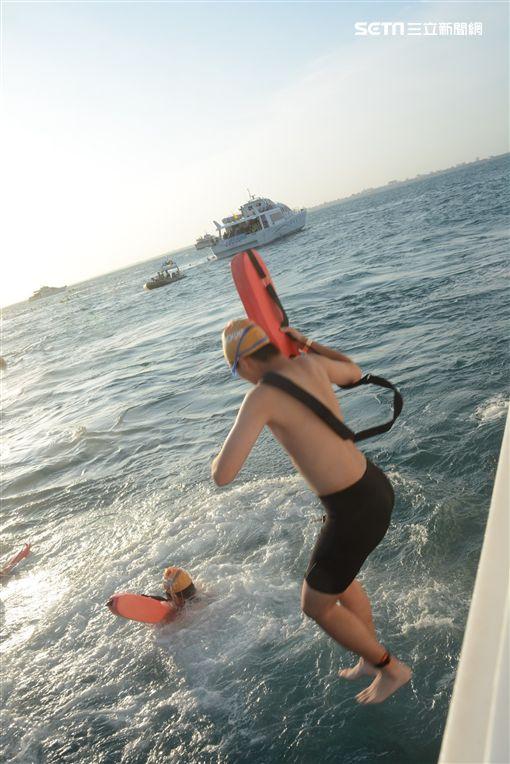 澎湖,泳渡,比賽,失蹤,海巡