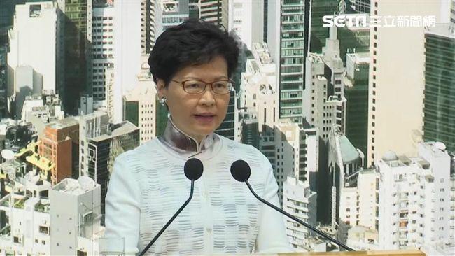 反送中/香港元朗「無差別攻擊」!林鄭月娥3時召開記者會