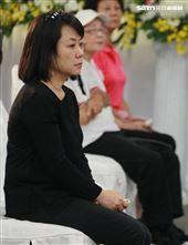 賀一航遺孀Judy。(記者邱榮吉/攝影)