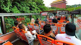 菲國旅客愛貓纜 觀光巴士搭乘人數名列前茅台北市雙層露天觀光巴士執行長徐浩源表示,每天有150多位菲律賓乘客搭乘觀光巴士,占觀光巴士外籍乘客4成,在赴台旅客中名列前茅。(台北市雙層露天觀光巴士提供)中央社記者陳妍君馬尼拉傳真 108年6月15日