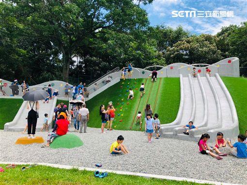 新北市,我的新北市,新北,兒童遊樂公園,土城,斬龍山遺址文化公園