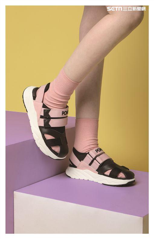 運動涼鞋,襪子,潮流,PARK-X運動拖鞋,MS-X運動涼鞋,PONY