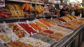 印度/市場/杏仁/關稅/市集(圖/翻攝自pixabay)