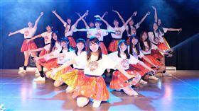 AKB48 Team TP舉辦夏日祭典活動 。(圖/好言娛樂提供)