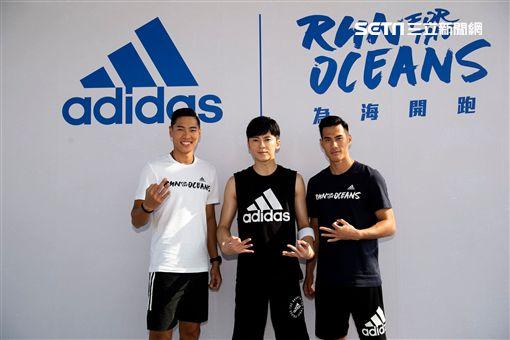 adidas提供 李國毅 陳傑、楊俊瀚