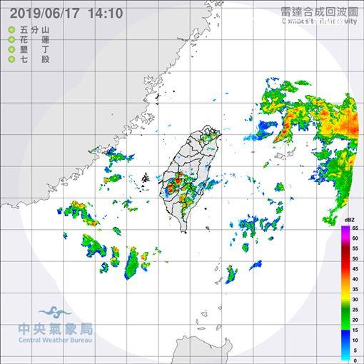 氣象局,天氣,大雨特報
