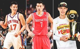 NBA/林書豪6年前奪冠誓言獲瘋轉 NBA,多倫多暴龍,林書豪,總冠軍,林書豪旋瘋 翻攝自推特SportsCenter