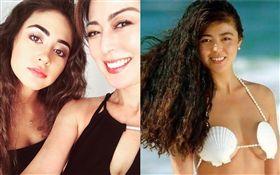 武田久美子的16歲女兒Sofia繼承媽媽的好基因。
