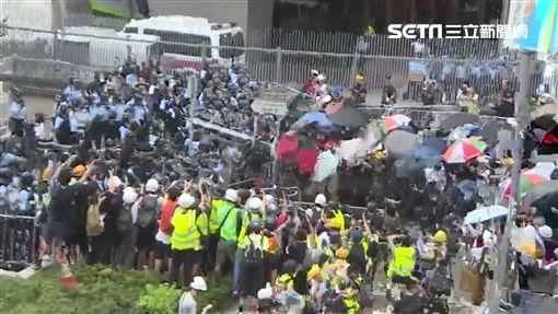 香港,反送中,逃犯條例