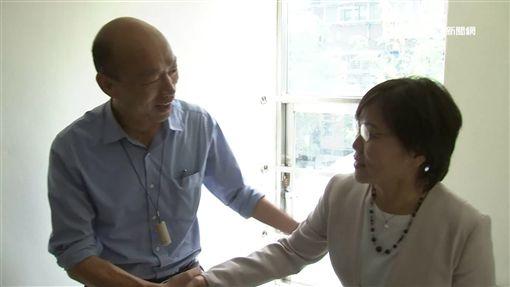 韓國瑜無厘頭衝立院 兩手空空遊說登革熱預算